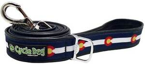 Colorado Dog Leash, Cycle Dog, Bottle Opener Attached, 2 Length Choices