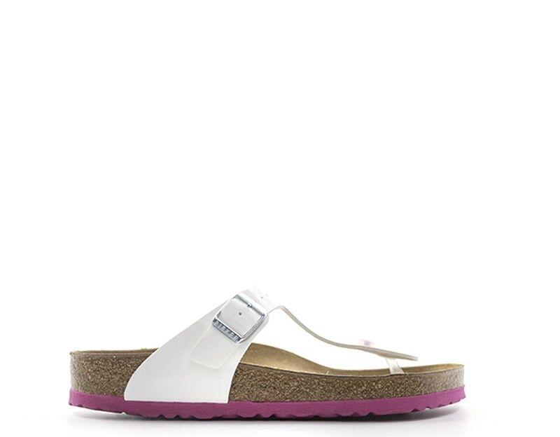 zapatos  señora señora señora Birkenstock Blanco/rosa 345081br 753f9c
