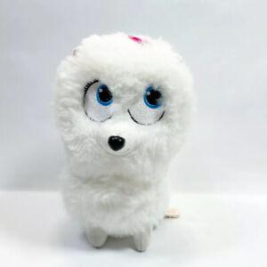 Secret Life Of Pets Ty Beanie Gidget Plush 7in Pomeranian Stuffed Dog 2016