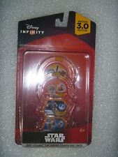 Disney Infinity Star Wars 3.0 Edition Rise Against The Empire Disc Pack NEW