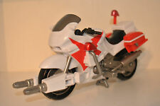Power Rangers Space Patrol Delta Cycles SPD motorbike red 2004 bandai mighty