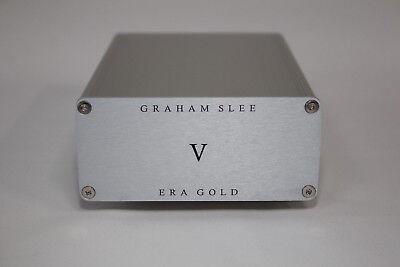 Graham Slee Era Gold V Mm Phono Stage (psu1 Power Supply) Koop One Give One