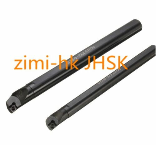 S12M-SCLCR06 CCMT0602--2PCS S16Q-SCLCR06  Lathe Turning Tool Holder