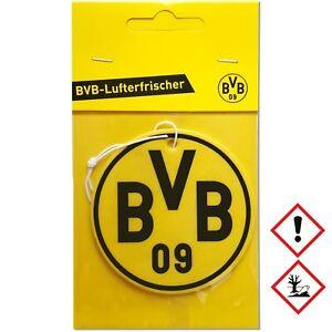 Lufterfrischer Borussia Dortmund Logo Duftspender Duft Rasenduft Duftbaum Bvb 09 Ebay