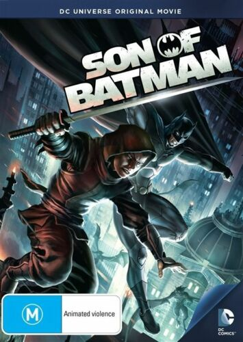 1 of 1 - Son Of Batman (DVD, 2014)  DC Universe Original Movie