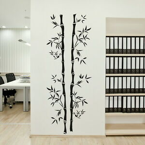 Chinese-Bamboo-Tree-Wall-Transfer-Vinyl-Art-Decor-Big-Tree-Wall-Stickers-TR10
