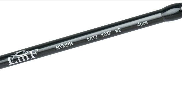 Loomis and Franklin new for  2018 IM12 hi quality blank Nymph rods . fly rods  save up to 70%