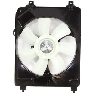 AC A//C Condenser Cooling Fan /& Motor 38616RNAA01 for Honda Civic 1.8L