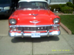 1956 Chevrolet Bel Air / 150 / 210 Richard