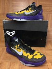 best website 0bff0 df430 item 3 RARE🔥 Nike Zoom Kobe VII 7 System Poison Dart Frog Lakers Gold Sz  14 488371-500 -RARE🔥 Nike Zoom Kobe VII 7 System Poison Dart Frog Lakers  Gold Sz ...