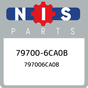79700-6CA0B-Nissan-797006ca0b-797006CA0B-New-Genuine-OEM-Part