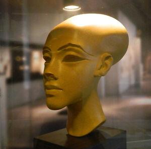 Prinzessin-Meritaton-18-Dynastie-AMARNAZEIT-Echnaton-Nofretete