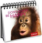 Don't worry, be happy (2015, Ringbuch)