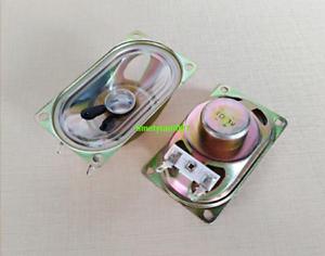 2pcs 4070 4R 4Ohms 3W Transparent waterproof speaker Loudspeaker Home Audio