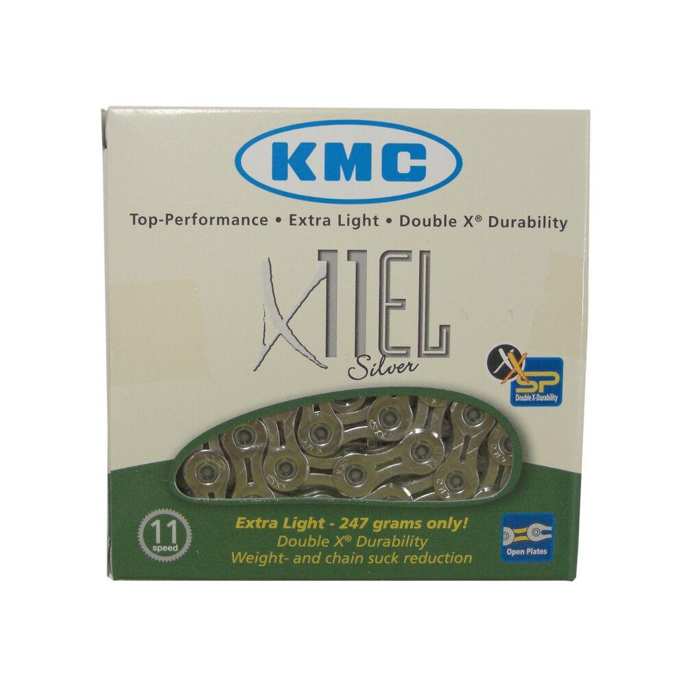 Fahrrad Kette KMC X11EL für 11-fach Ketten für KTM Stevens GIANT HaiFahrrad u.a.