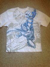 Superman MAN OF STEEL Premium T Shirt Size Men's Large NWT!