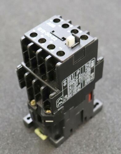 IE = 24 A ABB 5,5 KW Protège b12-30-22 Bobine 42 V 50 Hz 42-48 v 60 Hz ac-3 400vac ac-1