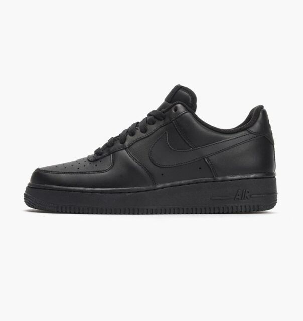 quality design 99426 60d0e Nike Air Force 1 Black Black (315122 001)