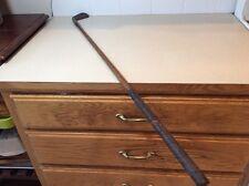 Antique J. MACGREGOR DAYTON   Golf Club With Wood Shaft