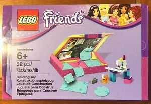 Image Is Loading NEW LEGO Friends Interior Design Kit 32 Piece