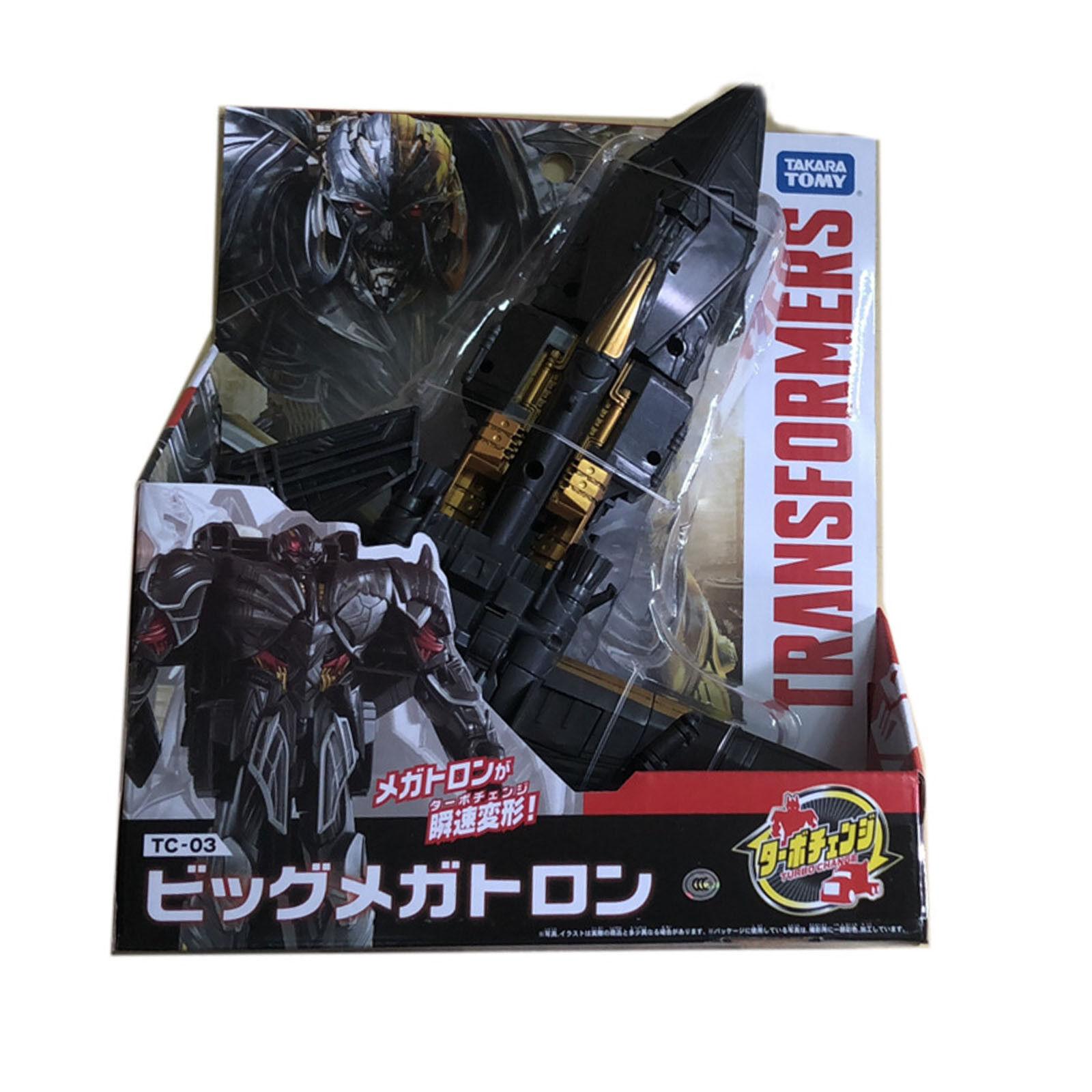 Transformers Turbo Change TC-03 TC 03 MEGATRON Autobots Spielfigur