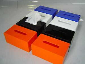 Stylish-Acrylic-Tissue-Box-Cover-Home-Decor-Available-in-over-20-colours