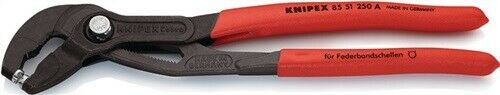 Knipex Spring band clip pliers 85 51 250 A