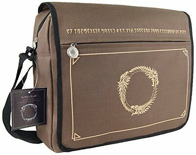 The Elder Scrolls Online Ourobouros Messenger Bag (Electronic Games)
