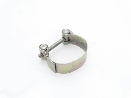 EXHAUST SILENCER HOLDING CLAMP LAMBRETTA SCOOTER New Brand