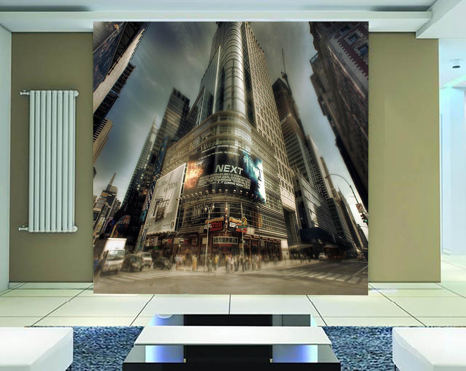 3D High Buildings 73 Wall Paper Murals Wall Print Wall Wallpaper Mural AU Kyra