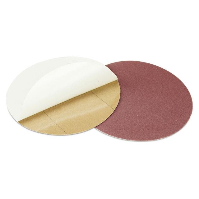 10-Pack POWERTEC 4D1024A 10-Inch PSA 240 Grit Aluminum Oxide Adhesive Sanding Disc