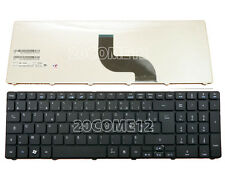 for ACER ASPIRE 5542 5542G 5551 5551G 5552 5552G 5553 Keyboard French Clavier