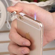 IPHONE 6 SHAPE CIGARETTE LIGHTER WITH LED TORCH DUMMY MOBILE LITER LIGHTER