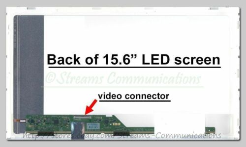 "15.6/"" Laptop LED LCD Screen Compaq Presario CQ62-210US Notebook PC"