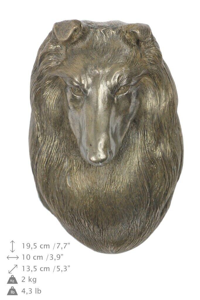 varie dimensioni Shetland Sheepdog - dog figurine to hang on on on the wall, high quality, Art Dog  ordina ora i prezzi più bassi