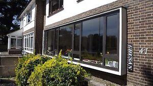 KAWNEER & SMART ALUMINIUM WINDOW AND DOOR SYSTEMS SLIDING BI-FOLD | eBay