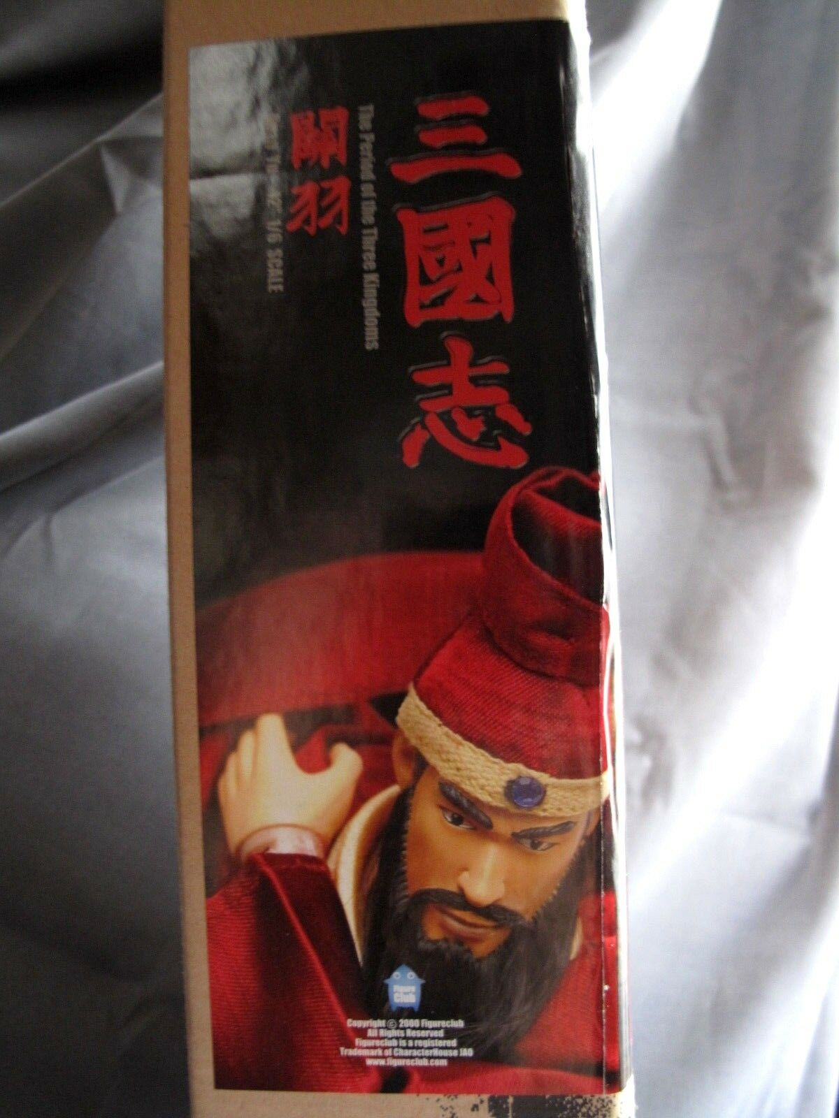 FigureClub The Period of of of The Three Kingdoms Guan Yu 1 6th 12  Action Figure 27dcbb