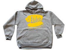 92ed1b17e Luke's Diner Hoodie Gilmore Girls TV Show Crewneck Sweatshirt Shirt Stars  Hollow