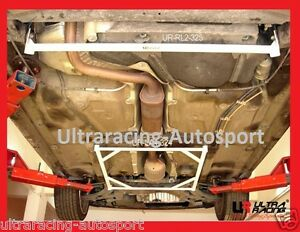 Volkswagen Beetle Ultra Racing Rear Strut Bar 2 points