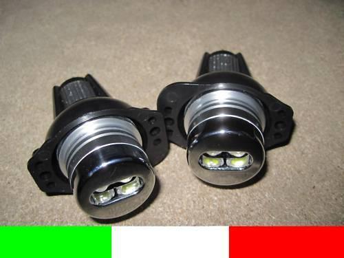 2 LAMPES SÉRIE ANNEAUX LED BMW SÉRIE LAMPES 3 E90 E91 6000K G1D3 3add39