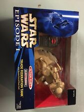 Star Wars Episode 1 Action Fleet Trade Federation Electronic Tank MISB 1999