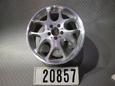 """1Stk.orig. Brabus Monoblock V Mercedes W168 W169 Alufelge 7,25Jx18"""" ET54 #20857"""
