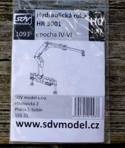 Hydraulikkran HR 3001-1:87 von SDV-Models