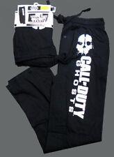 Mens CALL OF DUTY Ghosts SKULL SOFT LOUNGE Pants PANT SWEATPANTS pjs- L 36 - 38