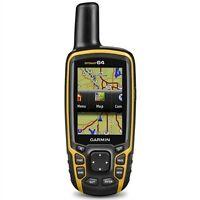 Garmin Gpsmap 64 Worldwide Handheld Gps Navigator - 010-01199-00