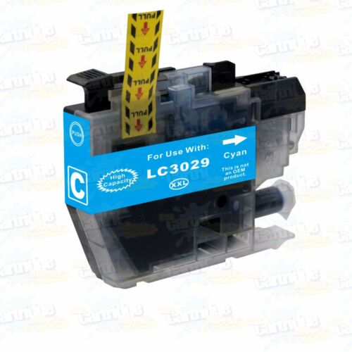 4PK LC3029 Super High Yield Ink For Brother MFC-J5830DW J6535DW J5930DW J6935DW