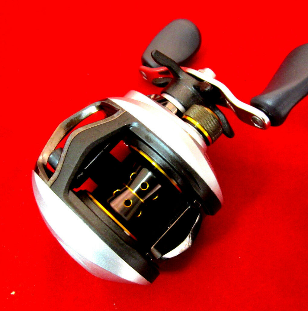 PFLUEGER Supreme Baitcat Fishing Reel SUP64LPX