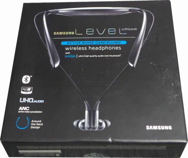 Original Samsung Level U Pro Neckband Anc Bluetooth Earphones Comfort Eo Bg935c For Sale Online Ebay