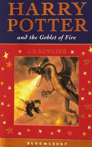 Harry Potter and the Goblet of Fire (Celebratory E..., Rowling, J. K. 0747582386