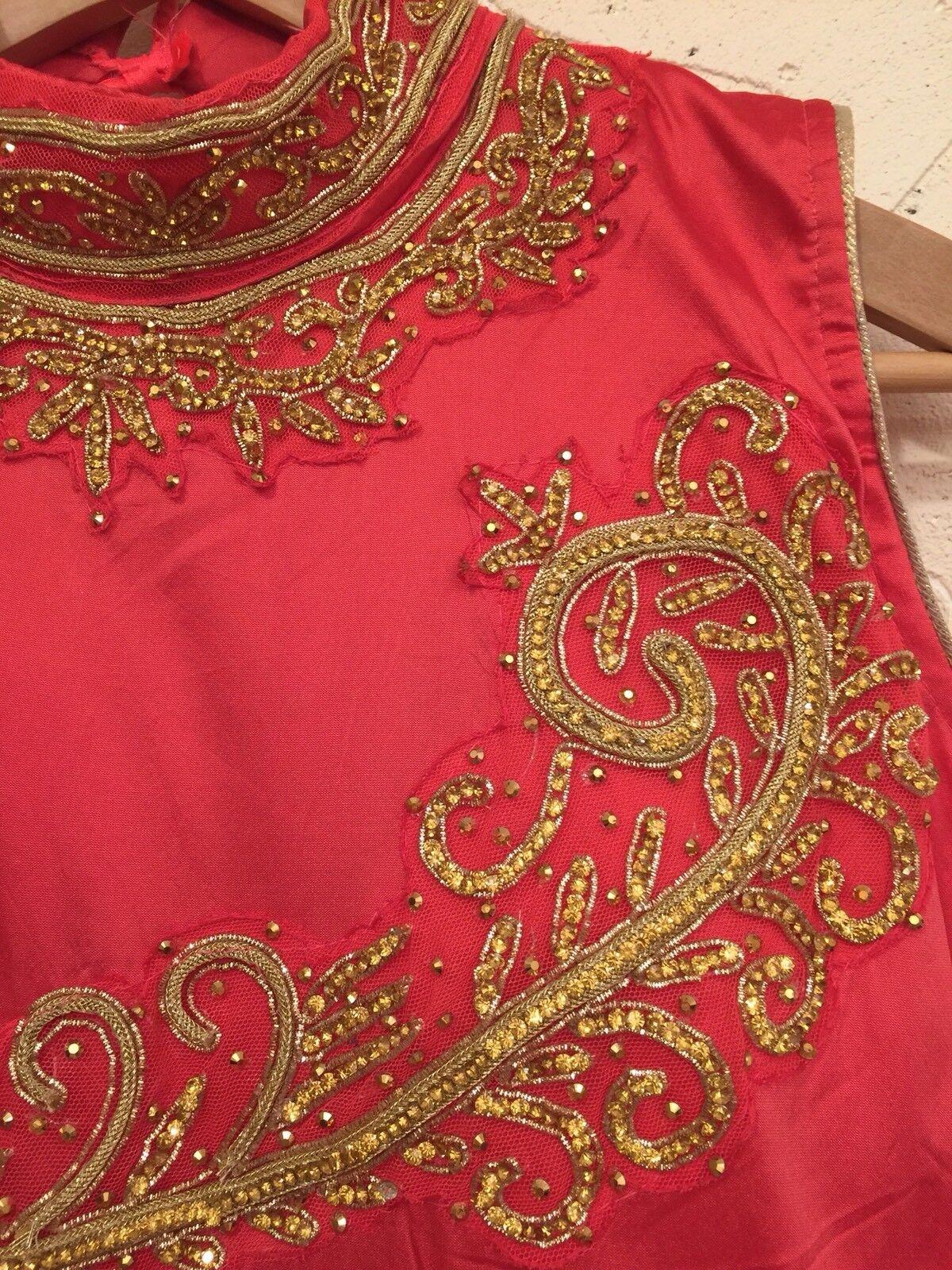 venditore del Regno Unito  asiatici, Lehenga, cucite Abito, Abito, Abito, Salwar TUTA. Taglia (circonferenza petto -40). 8ed4fd